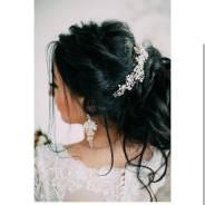 Свадебная прическа 1800-2500