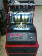 Промывка инжектора со снятием на стенде