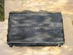 Радиатор охлаждения двигателя. Toyota Mark II, JZX100 Toyota Cresta, JZX100 Toyota Chaser, JZX100 Двигатель 1JZGTE