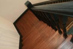 Изготовление и монтаж лестниц , мебель из масива дерева