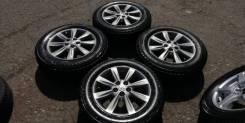 "Колёса на 15 5х100 оригинально Тойота Allion Premio Wish prius. 6.0x15"" 5x100.00 ET45 ЦО 57,0мм."