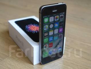 Apple iPhone SE. Б/у, 32 Гб, Серый