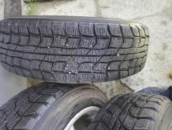 Dunlop Graspic DS1. Зимние, без шипов, 2002 год, износ: 30, 3 шт