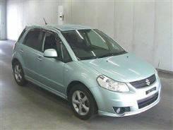 Suzuki SX4. автомат, передний, 1.5, бензин, 189тыс. км, б/п, нет птс. Под заказ