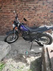 Yamaha TW. 125куб. см., исправен, птс, с пробегом