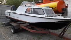 Амур 2. 2009 год год, длина 6,00м., двигатель подвесной, 115,00л.с., бензин