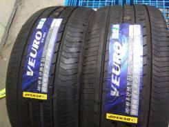 Dunlop Veuro VE 302. Летние, 2017 год, без износа, 2 шт