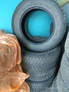 Bridgestone Blizzak DM-Z3. зимние, без шипов, 2008 год, б/у, износ 30%
