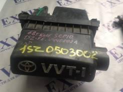Корпус воздушного фильтра. Toyota Yaris Toyota Platz Toyota Vitz Toyota Echo Двигатель 1SZFE