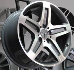 """Mercedes. 9.5x19"""", 5x130.00, ET50, ЦО 84,1мм."""