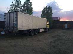 Nissan. Продам грузовик Ниссан Дизель (рефрижератор), 12 500куб. см., 10 000кг.