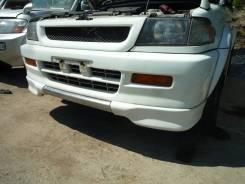 Бампер. Mitsubishi: Pajero, Nativa, Montero Sport, Pajero Sport, Challenger Двигатели: 4D56, 6G72, 6G74, 4G64, 4M40