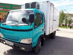 Hino Dutro. Продается грузовик , 4 900куб. см., 4 000кг., 6x2