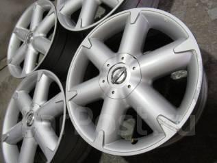 """Nissan. 7.5x18"""", 5x114.30, ET40, ЦО 66,0мм."""