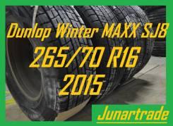 Dunlop Winter Maxx SJ8. Зимние, 2015 год, 5%, 4 шт