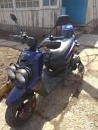 Yamaha BWS 100. 130куб. см., исправен, птс, без пробега