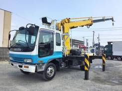 Isuzu Forward. (ямобур, бурилка, буровая установка) Aichi D700, 7 200 куб. см., 3 000 кг. Под заказ
