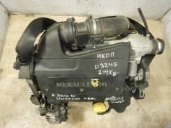 Двигатель Renault Scenic RX 4 (1.9DCi 8v 102лс F9Q 740)