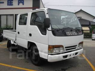 Isuzu Elf. Бортовой Isuzu ELF Truck, 3 100куб. см., 1 500кг., 4x4. Под заказ