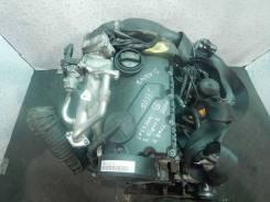 Двигатель (ДВС) Skoda Superb 1.9TDi PD 8v 115лс BPZ
