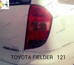 Накладка на стоп-сигнал. Toyota Corolla Fielder