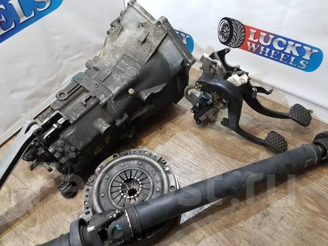 МКПП. BMW 5-Series, E39, Е39