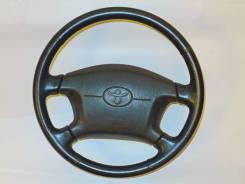 Руль. Toyota Hilux Surf, VZN185W, VZN180W, KZN185W, KZN185G, RZN180W, RZN185W, KDN185W Двигатели: 5VZFE, 1KZTE, 3RZFE, 1KDFTV. Под заказ