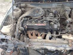 Двигатель в сборе. Toyota Corolla