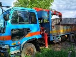Nissan Diesel. Продам кран-борт Ниссан-Дизель., 7 000куб. см., 5 000кг. Под заказ