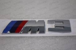 Эмблема. BMW M3, E90, E92, E93 BMW 3-Series, E90, E91, E92, E93, F30, F31, F35, E90N B38B15, B47D20, B48B20, B58B30, M57D30TU2, N13B16, N20B20, N46B20...