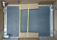 Радиатор охлаждения двигателя. Lexus RX330, MCU33, MCU35, MCU38 Lexus RX350, MCU33, MCU35, MCU38 Lexus RX300, MCU35 Toyota Harrier, MCU30, MCU30W, MCU...