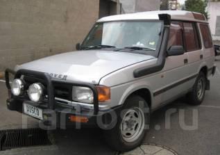 Шноркель. Land Rover Discovery Двигатели: 306DT, 30DDTX. Под заказ