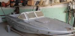 Амур-Д. 1993 год год, длина 5,50м., двигатель подвесной, 115,00л.с., бензин