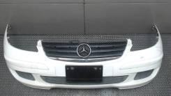Бампер Mercedes A W169 2004-2012, передний