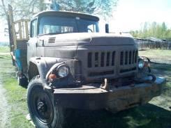 """ЗИЛ 131. Продаётся грузовик с крановой установкой """" Тадано"""", 6 000куб. см., 5 000кг."""