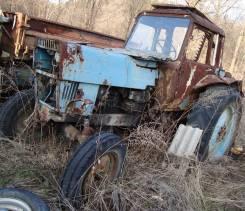 МТЗ 80. Продам тракторм Беларусь МТЗ80 с навесным оборудованием б/у, 78 л.с.