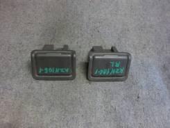 Пепельница. Toyota Hiace, KZH106, KZH106G, KZH106W, LH107, LH107G, LH107W Двигатель 1KZTE