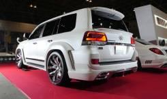Кузовной комплект. Toyota Land Cruiser, GRJ200, J200, URJ200, URJ202, URJ202W, UZJ200, UZJ200W, VDJ200 Двигатели: 1URFE, 1VDFTV. Под заказ