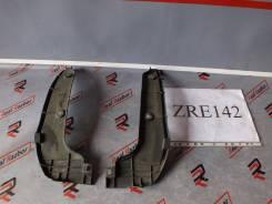 Защита бампера. Toyota Corolla Axio, NZE141, NZE144, ZRE142, ZRE144 Toyota Corolla Fielder, NZE141, NZE141G, NZE144, NZE144G, ZRE142, ZRE142G, ZRE144...