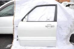 Дверь передняя левая Mitsubishi Pajero V75W, 6G74, 2003 г.