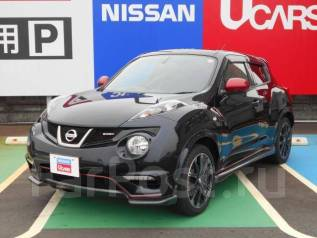 Nissan Juke. вариатор, 4wd, 1.6 (200л.с.), бензин, б/п. Под заказ