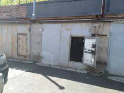 Гаражи капитальные. улица Чкалова 30, р-н Вторая речка, 21кв.м., электричество, подвал. Вид снаружи