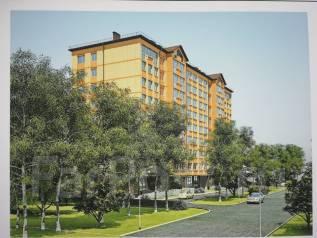 1-комнатная, улица Комсомольская 25. Центр, агентство, 45кв.м. Вид из окна днём