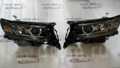 Фара LAND Cruiser Prado 150 , с бегающим поворотником , Видео работы