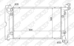 Радиатор TY0002-ZZT250