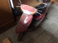 Honda Dio. 49куб. см., исправен, без птс, с пробегом