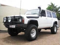 Шноркель. Nissan Diesel Nissan Patrol, Y60 Nissan Safari Двигатели: TB42E, TB42S, TD42, TD42T. Под заказ