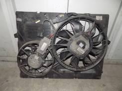 Вентилятор охлаждения радиатора. Audi Q7 Porsche Cayenne