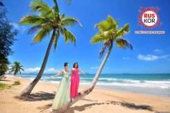 Санья. Пляжный отдых. Отдохни на жарких пляжах о. Хайнань!