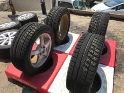 Bridgestone Blizzak VRX. Всесезонные, 2015 год, 5%, 4 шт